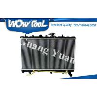 Buy cheap 2003 - 2005 Hyundai Car Radiator With Excellent Heat Dissipation Performance product