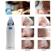 Buy cheap Handheld pore cleaner Vacuum Blackhead Remover Vacuum Suction Tool Face Clean Facial Diamond Dermabrasion Machine product