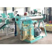 Buy cheap Animal Feed Pellet Mill Press Machine 110kw 380V 50HZ Single Double Conditioner product