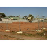 Buy cheap OD 40mm x 1.6mm wall thickness temporary fencing panels Mesh 60mm x 150mm from wholesalers