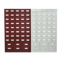 Buy cheap Antique Chinese Medicine Cabinet , Metal Pharmacy Cabinet 0.6-1.5mm Thickness product