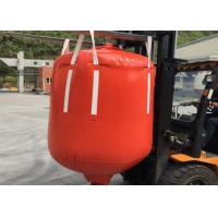 1 Ton - 2.5 Ton PVC Recycled Big Bag Cone Bottom / Flat Bottom With Spout