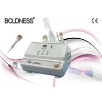 Quality 3 In 1 Galvanic Ozone High Frequency Hair Growth Treatment Machine Thermal for sale