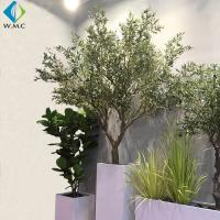 Buy cheap Fiberglass Trunk Artificial Olive Tree 2.5m Height 5-10 Years Life Time product