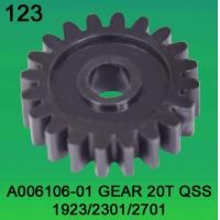 Buy cheap A006106-01 GEAR TEETH-20 FOR NORITSU QSS1923,2301,2701 minilab product