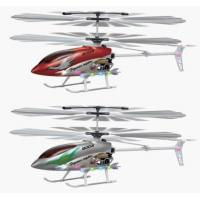 Buy cheap Red, White Easy Sky Metal Frame 3CH Remote RC Helicopters with Gyroscope ES-QS8004 product