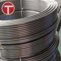 Buy cheap Mechanical Coil Tubing Welded Low Carbon Steel Tube For Auto SAE J526 product