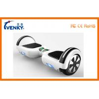 Buy cheap Fast Motorized Scooter Board 2 Wheeled Self Balancing Electric Vehicle with LED light product