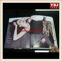 Buy cheap Customized Perfect Bound A4 Cheap Paperback Magazine Printing product