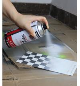 Aeropak Aerosol Spray Paint Can 400ml For Interior Or Exterior Decoration