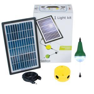 Buy cheap 10W Solar Lighting Kit product