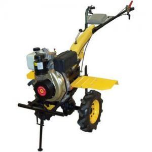 Buy cheap Multi - function 6HP Diesel tiller / mini garden cultivators tillers product