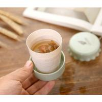 Buy cheap Outdoor Travel Portable Telescopic Cup Creative Folding Cup Magic Mountaineering Rinse Cup product