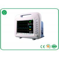 China 5 Lead Snap Connector Patient Monitoring Equipment With Analog SPO2 Technology wholesale