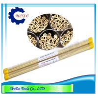 Buy cheap Multi Hole EDM Brass Tube Electrode Pipe For EDM Drilling Machine 1.0x400mm product