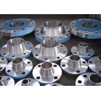 Buy cheap Alloy Steel Forged Steel Flanges , Flat Face Weld Neck FlangeASTM A234 Standard from wholesalers