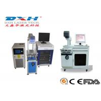 Buy cheap 20W CNC YAG Laser Marking Machine / Equipment For Memory Card ≤7000mm/S Speed product