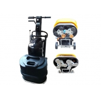 Buy cheap Single Phase 220V 5.5HP Concrete Terrazzo Floor Grinding Machine For Factory from wholesalers