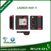 China Professional Auto Diagnostic Tools LAUNCH X431 V(X431 Pro) Wifi/Bluetooth Tablet Full System Diagnostic Tool on sale