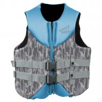 Buy cheap Adult Neo Style Neoprene Life Jackets Sizing Guide Sublimation Printed product