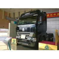 Buy cheap 70 Ton Sinotruk HOWO A7 Prime Mover Truck Tractor Truck 420HP Engine product