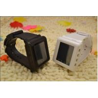 China Wearable Device Blue Tooth Wrist Android Smart Watch Phone 900 / 1800 / 1900 Mhz on sale