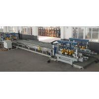 Buy cheap 1300 mm Flat Glass Edging Machine For Glass Two Sides Straight Line Edges product