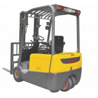 Buy cheap Smaller Turning Radius Electric Powered Forklift 1.8 Ton Three Wheel For Warehouse product