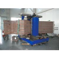 Buy cheap Hydraulic Vertical Membrane Panel Bending Machine for Industrial Boiler YPW1600 product