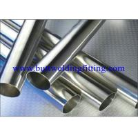 Buy cheap Think Wall Stainless Steel Tubing TP317 / TP317L / TP317LN / 1.4438 / EN10204-3.1 product