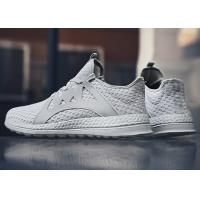 China Quick Dry Casual Running Shoes ,  Lace - Up Style Mens Fashion Casual Shoes on sale