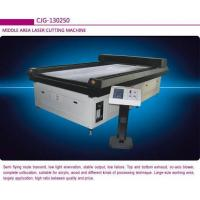 Buy cheap China Engineered wood Laser Cutting Machine CJG-130250 product