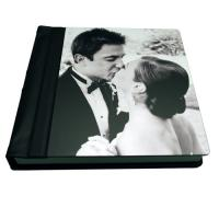 Buy cheap Customized 14x10 Graduation / Anniversary Photo Album With Mildew Resistant Papers product