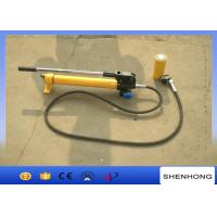 Buy cheap HP - 1 Manual Operating Tools Hydraulic Hand Pump For Overhead Line Construction product