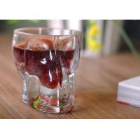 Buy cheap Clear 1 Ounce Tall Shot Glass / Plain Glass Shot Glasses For Drinking product
