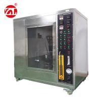 Cable Burn Horizontal and Vertical Flammability Universal Testing Machine