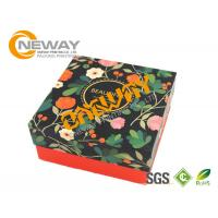 Buy cheap Printed Packaging Boxes , Red  Printing Gift Packing Box, Gift Packaging Box Cheap Price product