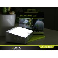 Buy cheap External Solar Panel White Solar Led Street Lights 53 LEDs Super Bright 5W for High Way product