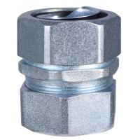 Buy cheap High Intensity Flexible Conduit Fittings Flexible Conduit Compression Connector product