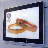 China LED Ultra slim light box for advertisement on sale