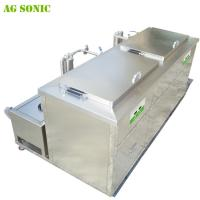 China 1000mm Long Cylinder Heads and Blocks Ultrasonic Engine Cleaner for Oil Removing on sale