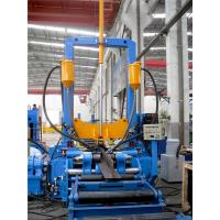 Buy cheap Light Duty H Beam Welding Line Automatic Welding Machine With High Efficiency 3 in 1 Combination product