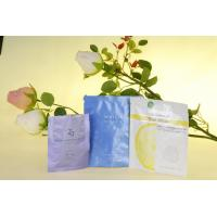 Buy cheap Multi-layer Laminate Colored Cosmetic Packaging Bag Delicate Printing for Facial Mask product