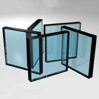 Buy cheap Customized Insulated Glass Panels With High Visible Light Transmittance product