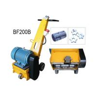 Buy cheap Three Phase Electric Ground Floor Scarifier Machine For Creating Non - slip Surface product