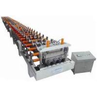 Buy cheap High efficiency commercial cold steel roll forming machine with chrome plated rollers product