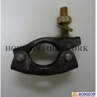 Buy cheap BS Standard EN74 forged swivel coupler For Connecting Steel Pipe 48.3mm x 48.3mm product