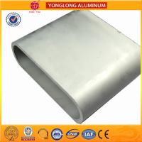 Quality Industry Anodized Aluminum Profiles Sheet For Building Flat Shaped for sale