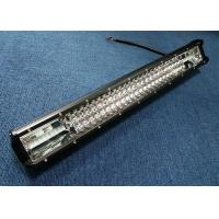 Buy cheap Trip Row  Chips LED Truck Light Bar 216W Vehicle 12v / 24v 16 Inch product