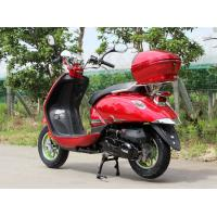 "Buy cheap 50cc,CVT forced air cooled engine,frontdisc rear drum brake,10"" aluminium rim with chromaticity,aluminium exhast pipe product"